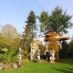 Un endroit apaisant et ressourçant: le jardin de pierre
