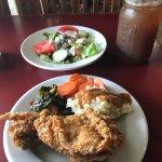 Fried Chicken Buffet