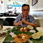 Foto de Vel's Curry Indian Restaurant