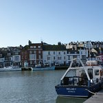 Weymouth old harbour.