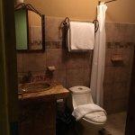 bathroom & shower