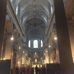 St Sulpice interior