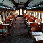 Clinton Station Train Car