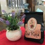 Sá Rosa Café vende um blend de café próprio moído fresquinho!