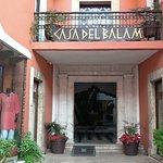 Photo de Hotel Casa del Balam