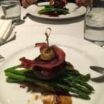 Snake River Farms cut filet. Delicious!