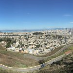 Panorama from Twin Peaks