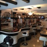 A lovely newly refurbished bar with all live sports been show n and your choice of music with dj