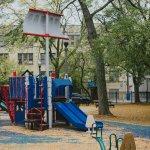 Playground next door