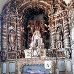 Altar-mor da Igreja do Carmo