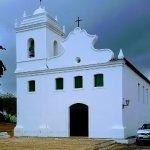 Igrejinha de São Benedito, frequentada pelos negros