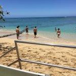 Small Halekulani beach front