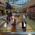 Inside the Shopping Mall