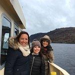 Transitando por el lago Ness