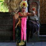 Photo of Legong and Barong Waksirsa Dance