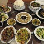 Novoroční degustační menu / New Year's tasting menu