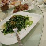 Polonchay and Pork chop