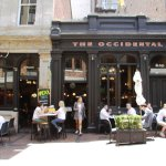 The Occidental Belgian Beer Cafe Foto