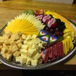 Catering- Fruit & Cheese Platter