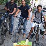 Bike ride in Central Park