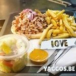 Yahoo, le Grec Authentique à Liège