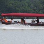 Canal Tour Gatun lake