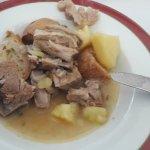 Agradável surpresa na Serra d'Ossa...a boa comida, associada à simpatia do Sr. Bernardino, a rep