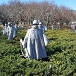 Korean War Veterans Memorial Foto