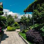 The Linden Centre gardens