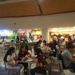 Mall offers many dining offerings including a large food court.