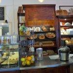 Scenes from Dinkel Bakery