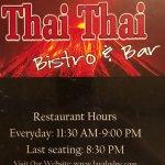 Thai Thai Bistro & Bar Foto