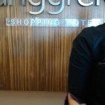 Anggrek Shopping Hotel resmi