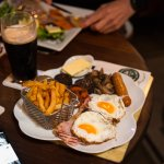 Full Irish breakfast every Tuesday