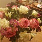 beautiful flowers ordered