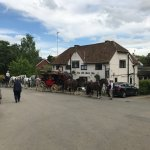 Traditional English Pub with fine ales, offering a fantastic steak menu & an authentic curry men
