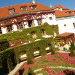 Вртбовский сад...Прага