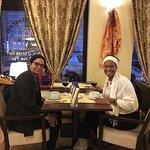Foto de Halal restaurant Caspian by Mangal, Prague