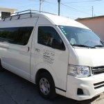 Camionetas Toyotas Hiace para servicios especiales