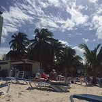 Photo de Ixchel Beach Hotel