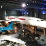 The main attraction - Concorde!