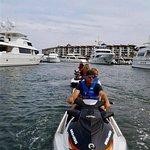 Craig, Cathi, Kat, and Dave Eco Explorer Jet Ski Safari Puerto Vallarta Mexico