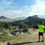 Run with us in the historical center of Athens!