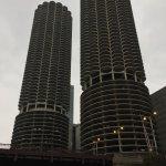 famous parking buildings