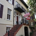 Eliza Thompson House Savannah Foto
