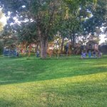 Kingfisher Park allows for the kids to have fun with various activities