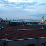 unobstructed view of the 2 major monuments and the Marmara Sea