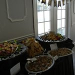 Retirement Party - appetizers