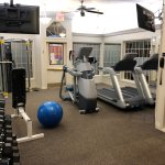 Amazing gym! High end modern machines, TV's that work, clean, and well lit. Definitely appreciat