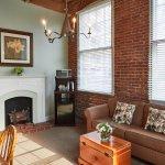 King Suite at the Historic Brookstown Inn, Winston-Salem